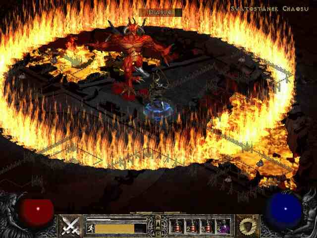 PRESENTATION DES WARRIORS OF LIGHTNING Diablo2